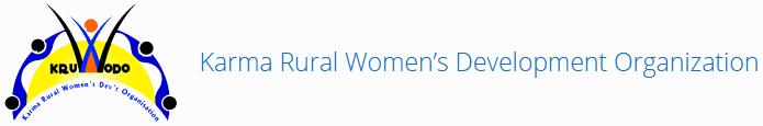 Karma Rural Women's Development Organization Logo